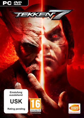 Tekken 7 - Standard Edition [DVD]