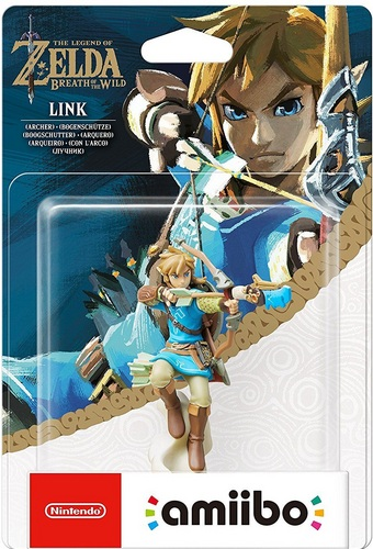 amiibo The Legend of Zelda Character - Archer Link