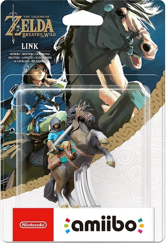 amiibo The Legend of Zelda Character - Rider Link