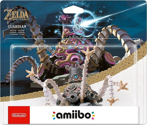 amiibo The Legend of Zelda Character - Guardian