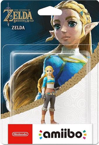 amiibo The Legend of Zelda Character - Zelda