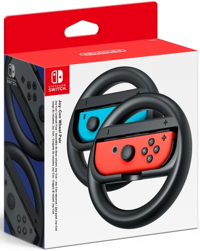Joy-Con Wheel Pair - black [NSW]