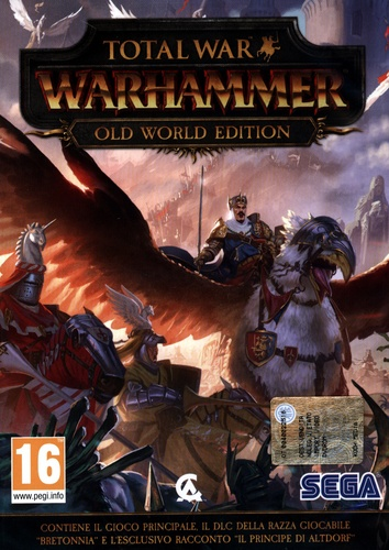 Warhammer Old World Edition [DVD]