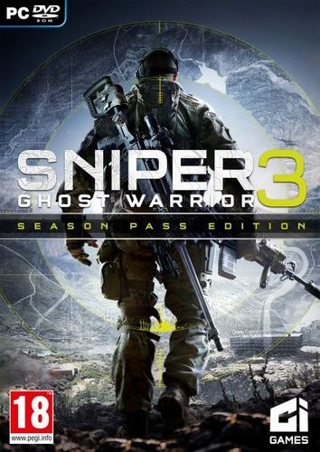 Sniper Ghost Warrior 3 Season Pass Edition [DVD]