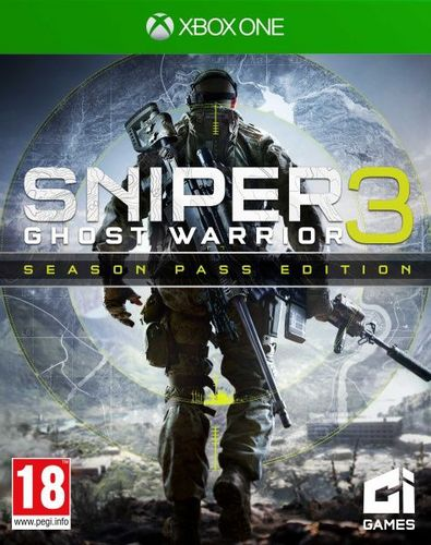 Sniper Ghost Warrior 3 Season Pass Edition [XONE]