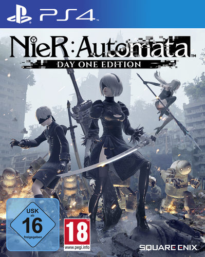 NieR Automata - Day One Edition [PS4] (E/i)