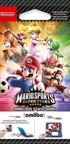 amiibo Cards Mario Sports Superstars