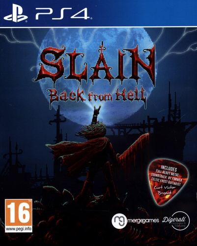 Slain Back from Hell [PS4]
