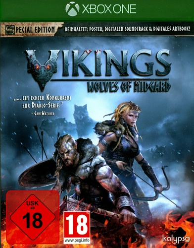 Vikings - Wolves of Midgard [XONE]