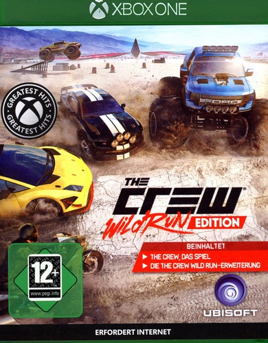 The Crew Wild Run [XONE]