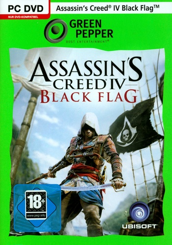 Green Pepper: Assassins Creed 4 - Black Flag [DVD]