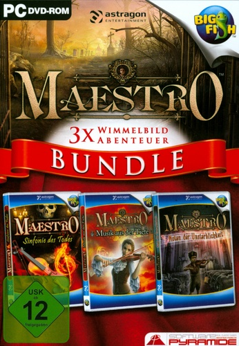 Maestro Bundle  [DVD]