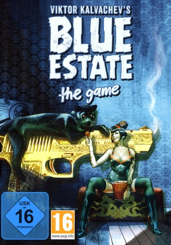 Blue Estate - The Game [DVD]