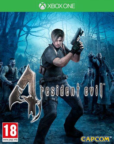 Resident Evil 4 HD [XONE]