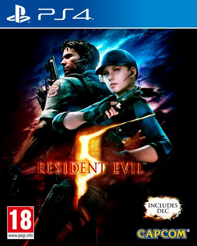 Resident Evil 5 HD [PS4]