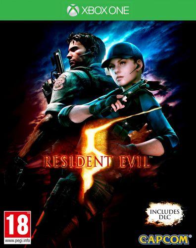 Resident Evil 5 HD [XONE]