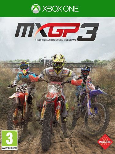 MXGP 3 - The Official Motocross Videogame [XONE]