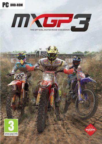MXGP 3 - The Official Motocross Videogame [DVD]