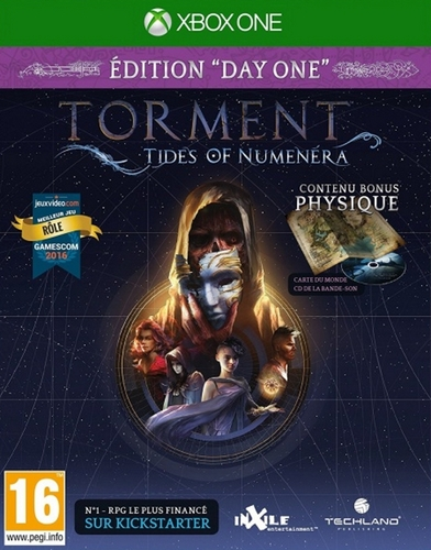 Torment: Tides of Numenera Day One Edition [XONE]