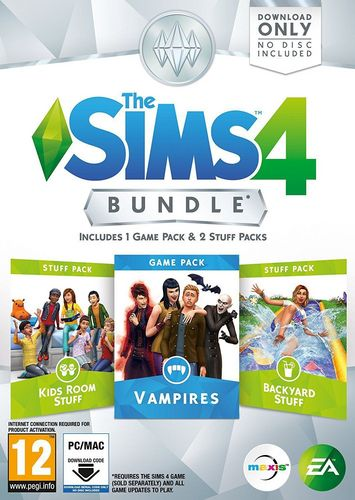 The Sims 4 - Bundle 4 [DVD]