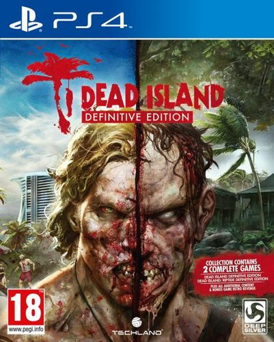 Dead Island Definitive Edition Collection [PS4]