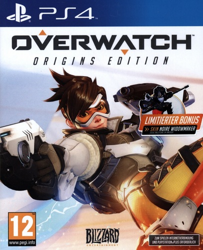 Overwatch - Origins Edition [PS4]