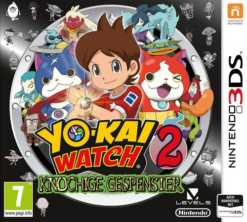Yo-Kai Watch 2 - Knochige Gespenster