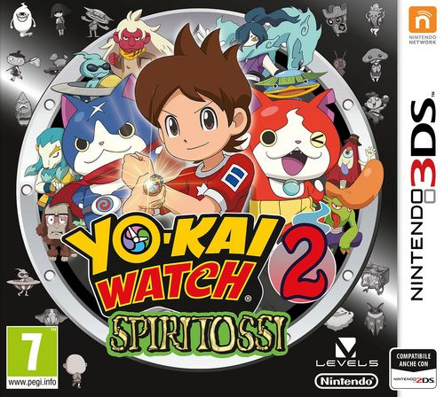 Yo-Kai Watch 2 - Spiritossi