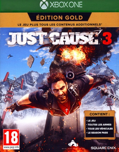 Just Cause 3 Gold Edition [XONE]