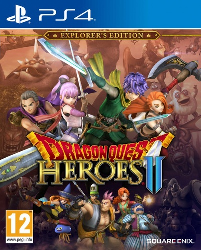 Dragon Quest Heroes 2  Explorer's Edition [PS4]