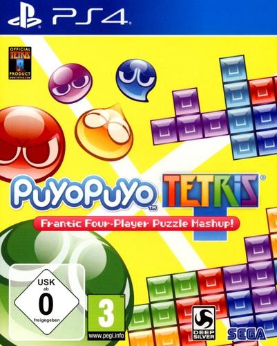 Puyo Puyo Tetris [PS4] (E/d)
