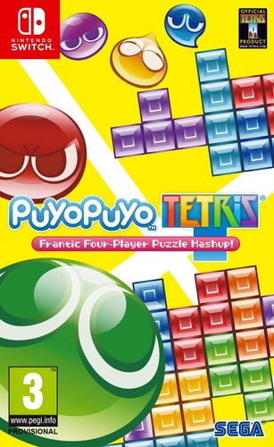 Puyo Puyo Tetris [NSW]