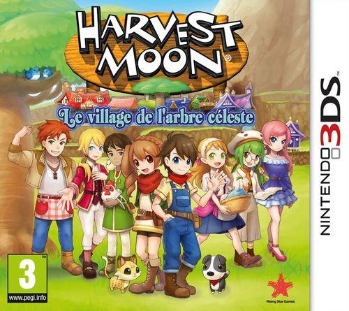 Harvest Moon: Le village de l´abre cèleste