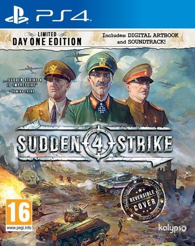Sudden Strike 4 [PS4]