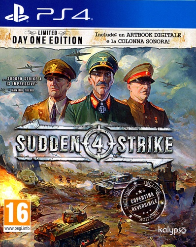 Sudden Strike 4 [PS4]