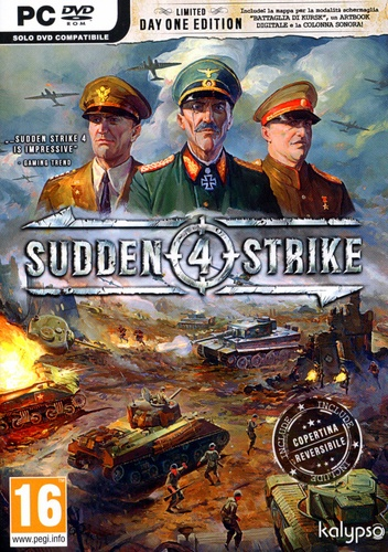 Sudden Strike 4 [DVD]