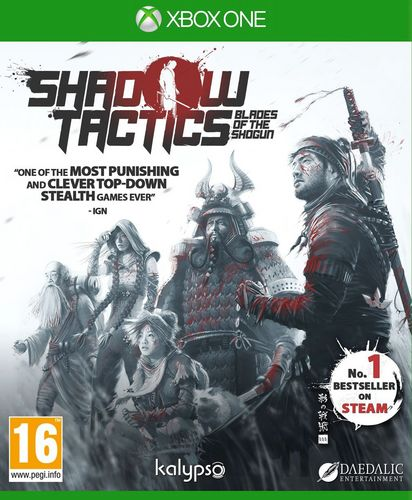 Shadow Tactics: Blades of the Shogun [XONE]
