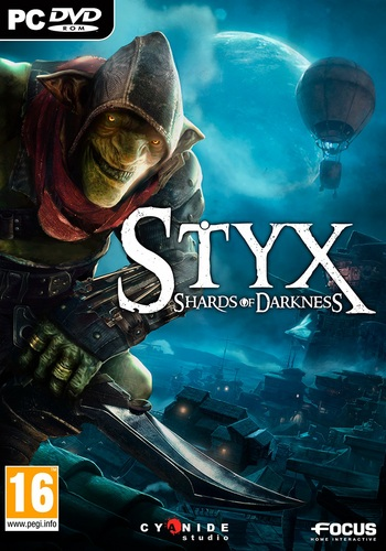 Styx - Shards of Darkness [DVD]