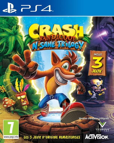 Crash Bandicoot N. Sane Trilogy [PS4]