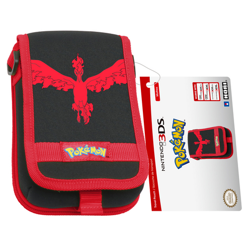 Soft Pouch Pokémon GO - red