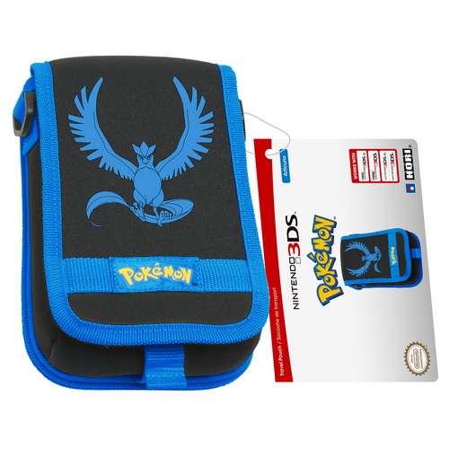 Soft Pouch Pokémon GO - blue