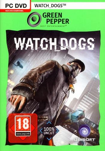 Green Pepper: Watch Dogs [DVD]