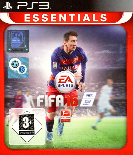 Essentials: FIFA 16