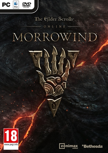 The Elder Scrolls Online - Morrowind [DVD]