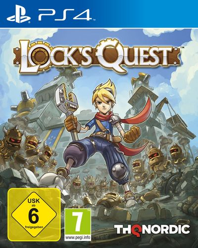 Lock's Quest [PS4]