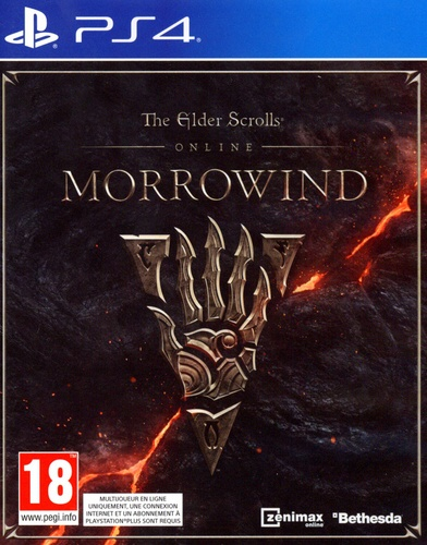 The Elder Scrolls Online - Morrowind [PS4]