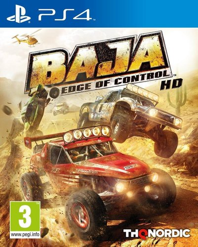 Baja: Edge of Control HD [PS4]