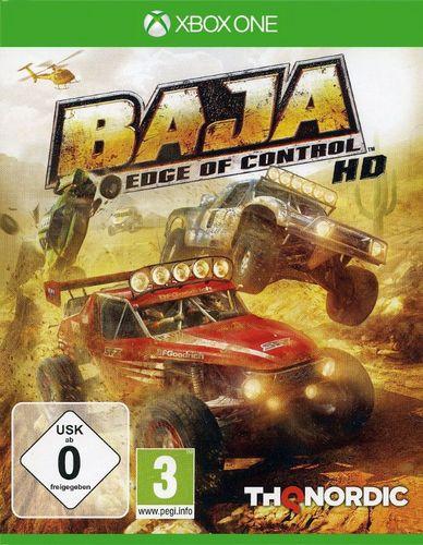 Baja: Edge of Control HD [XONE]