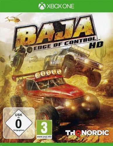Baja: Edge of Control HD [XONE]