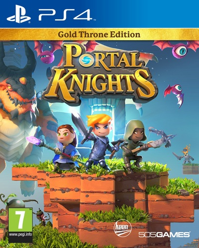 Portal Knights - Gold Pack Edition [PS4]